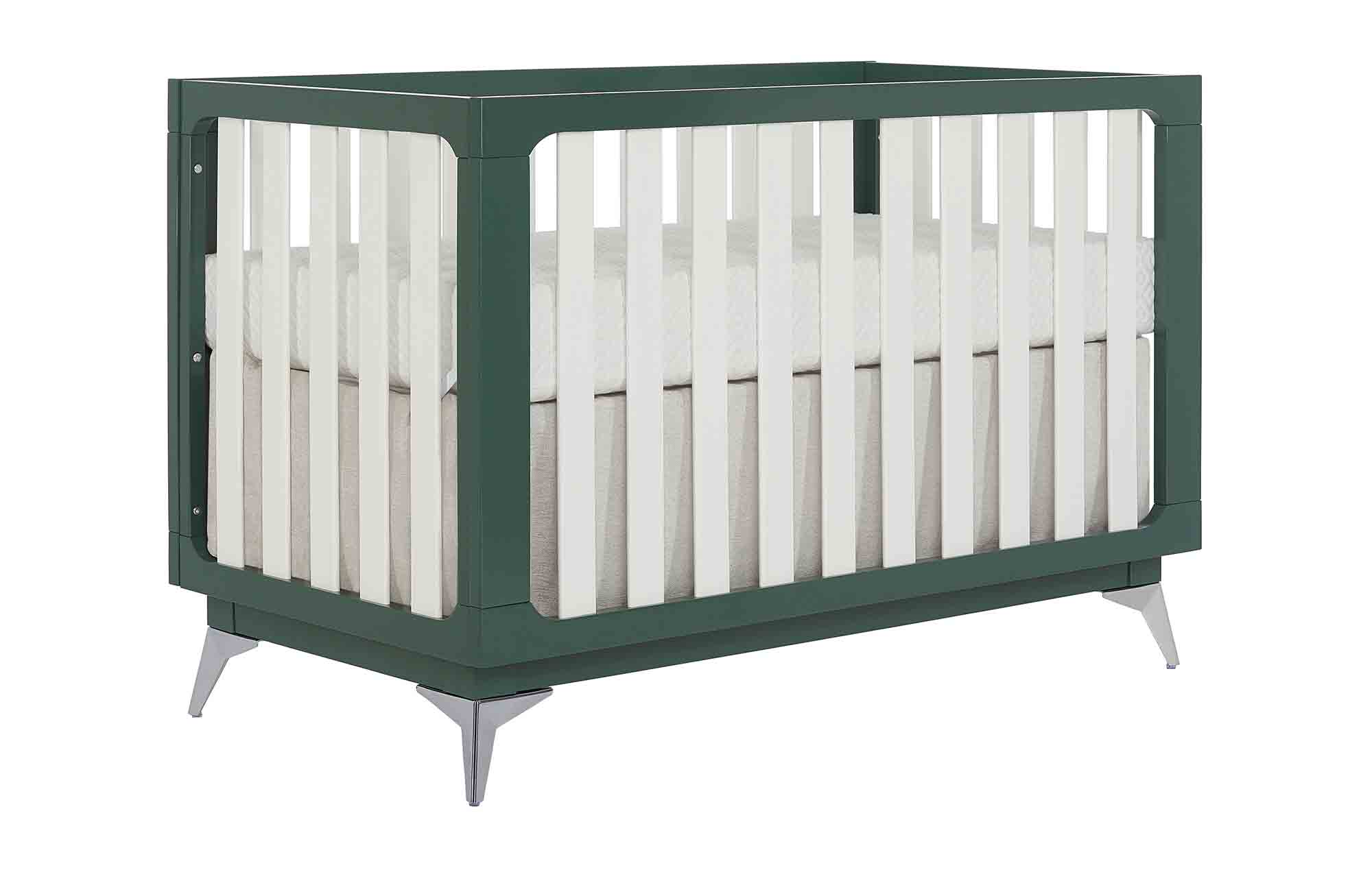 770-OLIVE London Crib Side
