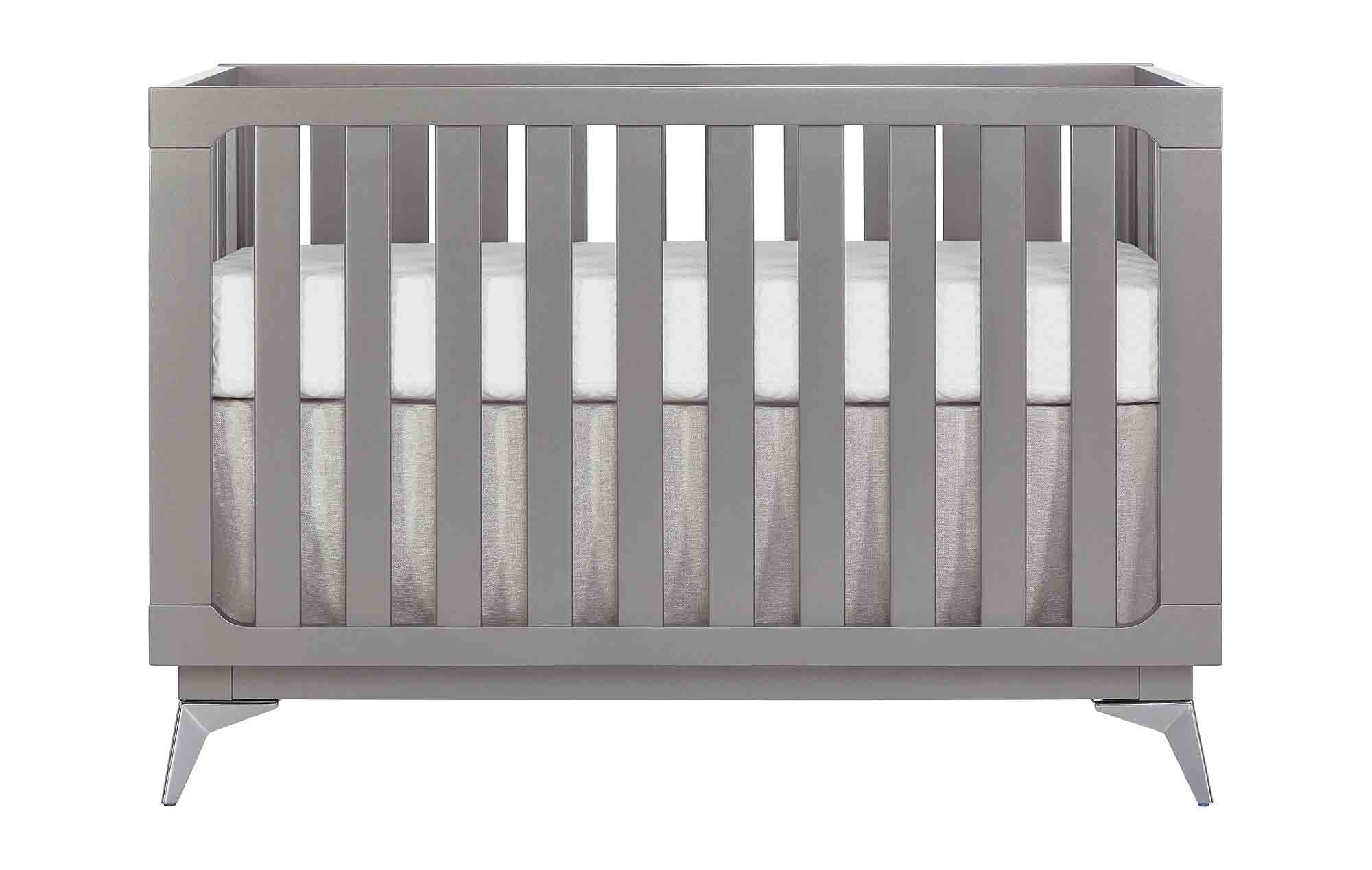 770-SGY London Crib Front
