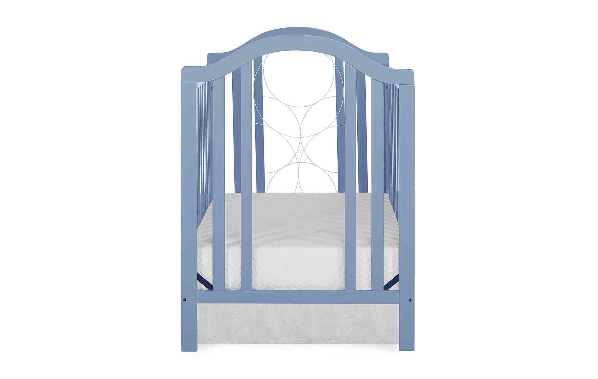 762-DUSB Ariel Crib Side