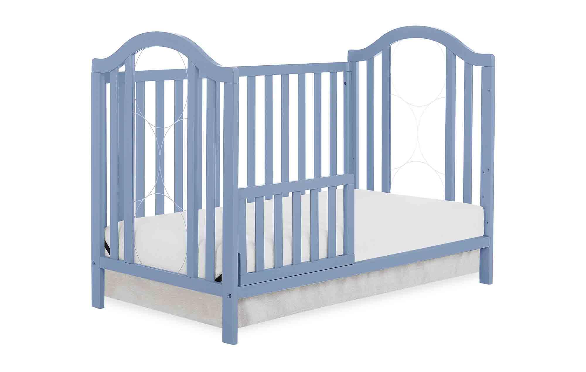 762-DUSB Ariel Toddler Bed