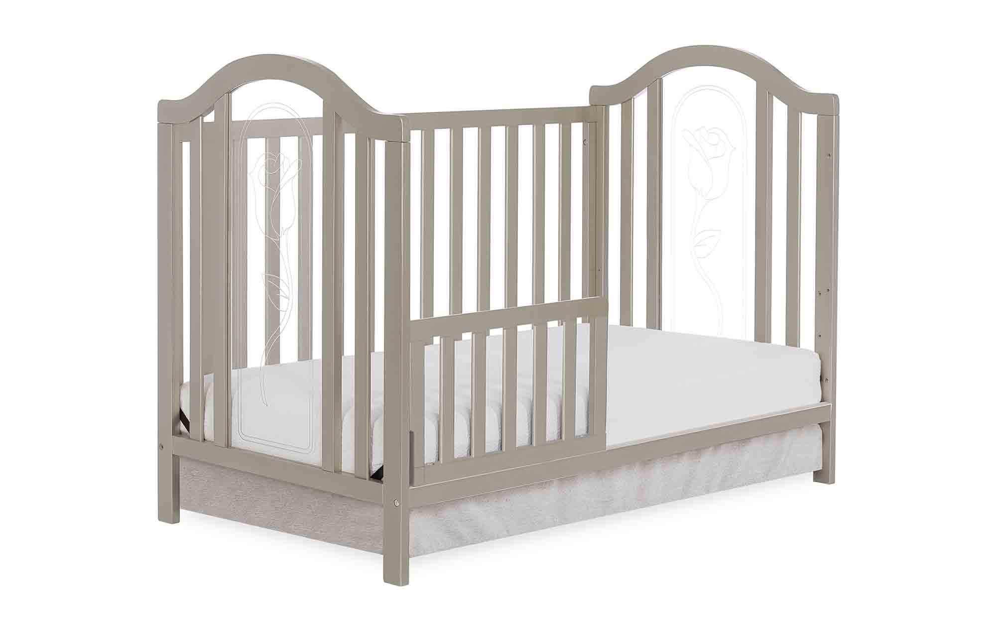 762-GD Ariel Toddler Bed