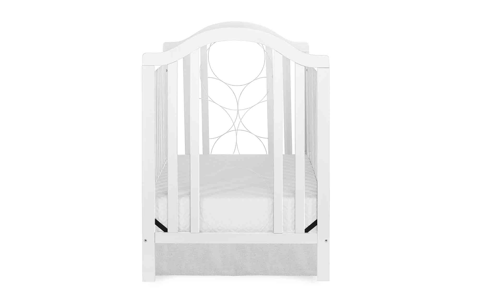 762-W Ariel Crib Side