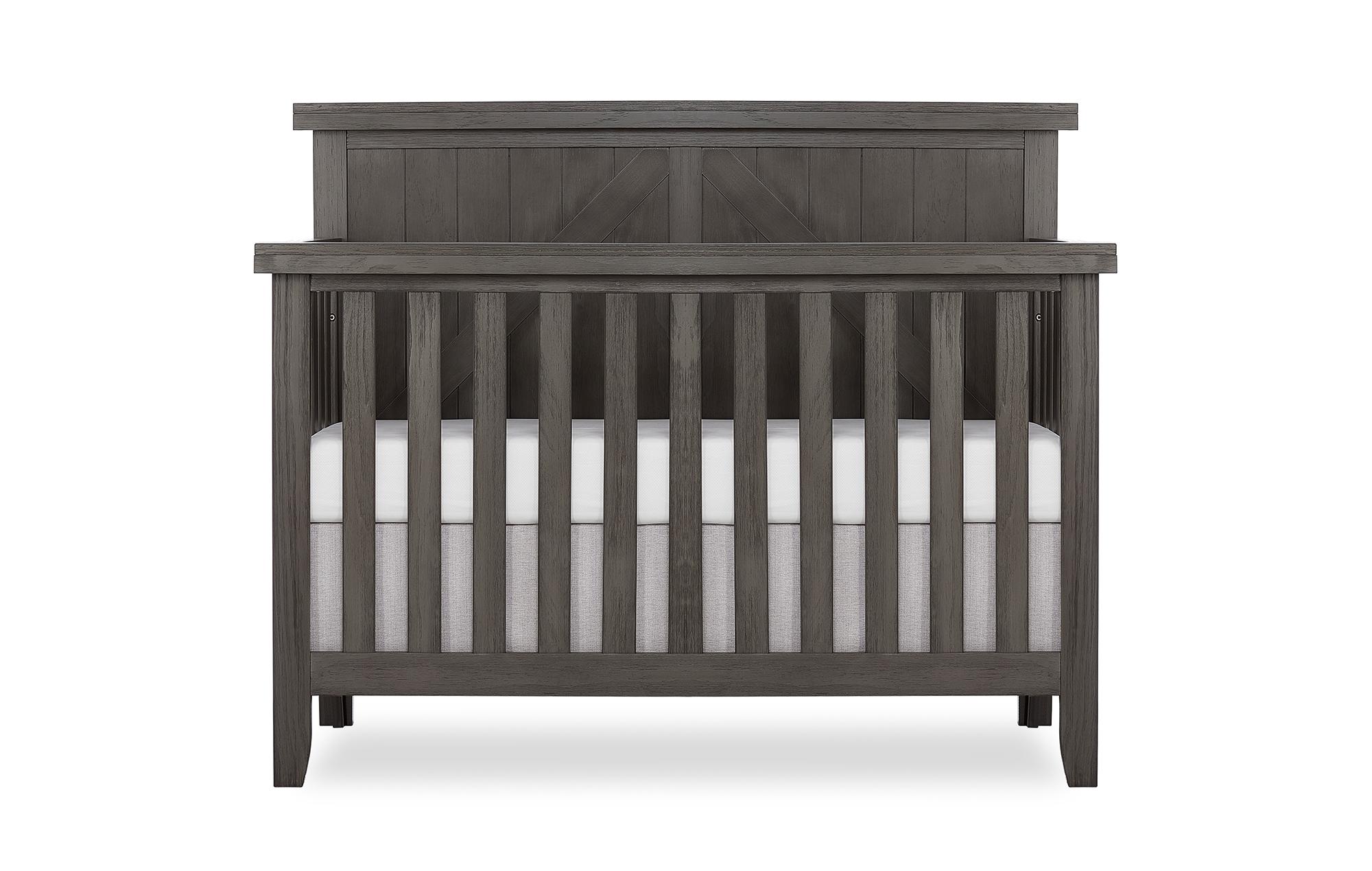 771BR-WGREY Olive Crib Front