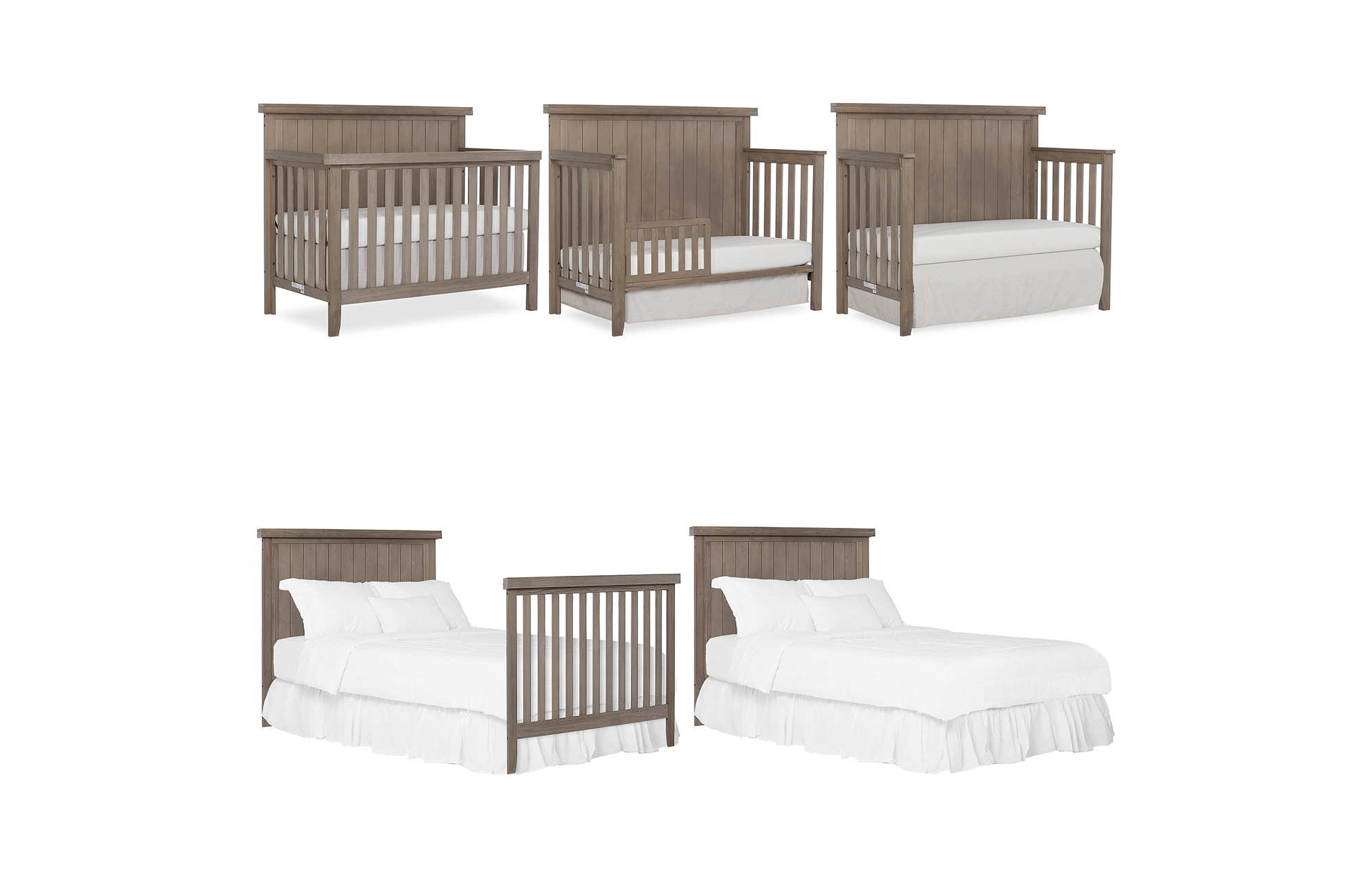 772BR-OAKGY Maple Crib Collage
