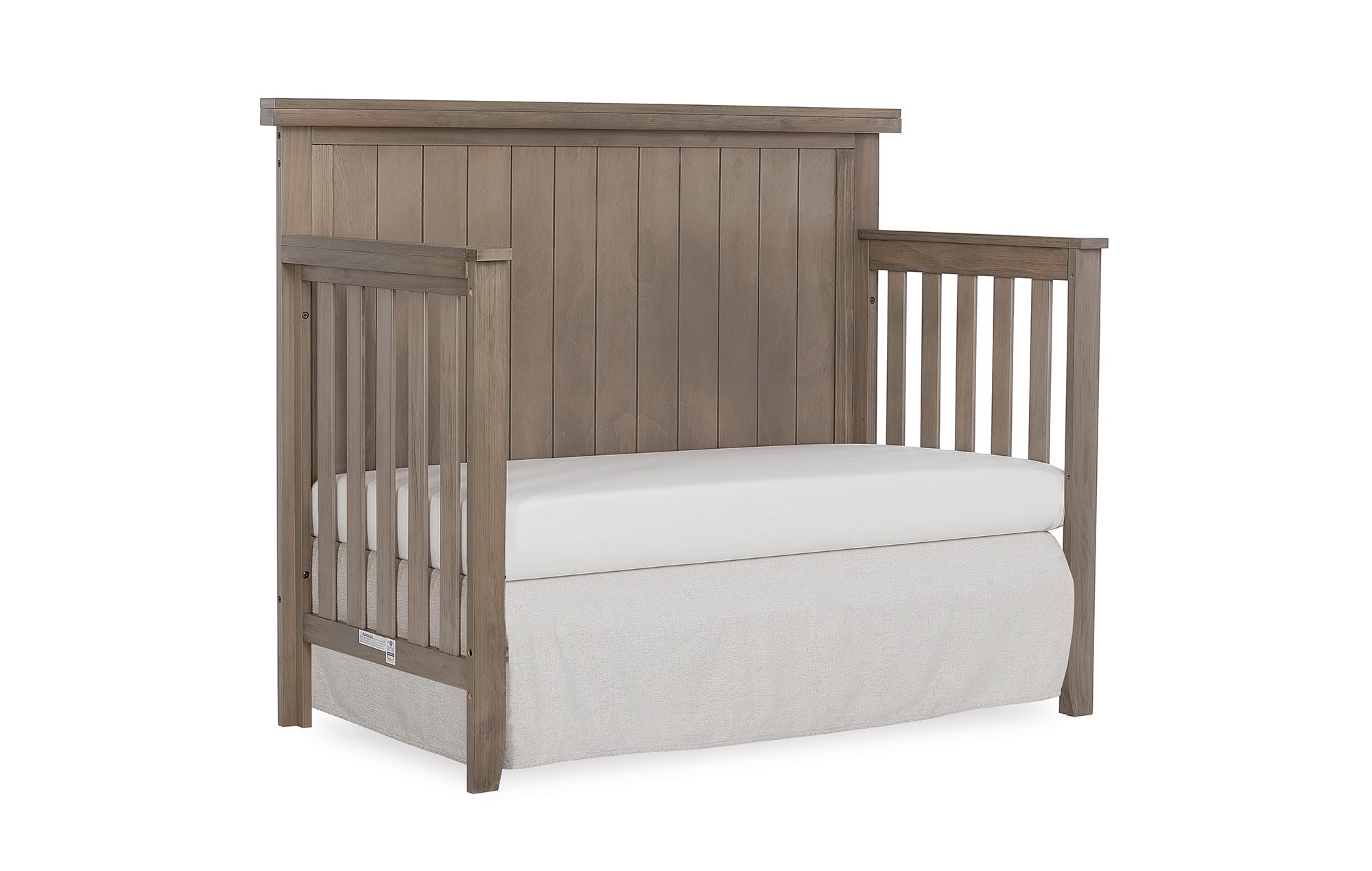 772BR-OAKGY Maple Day Bed