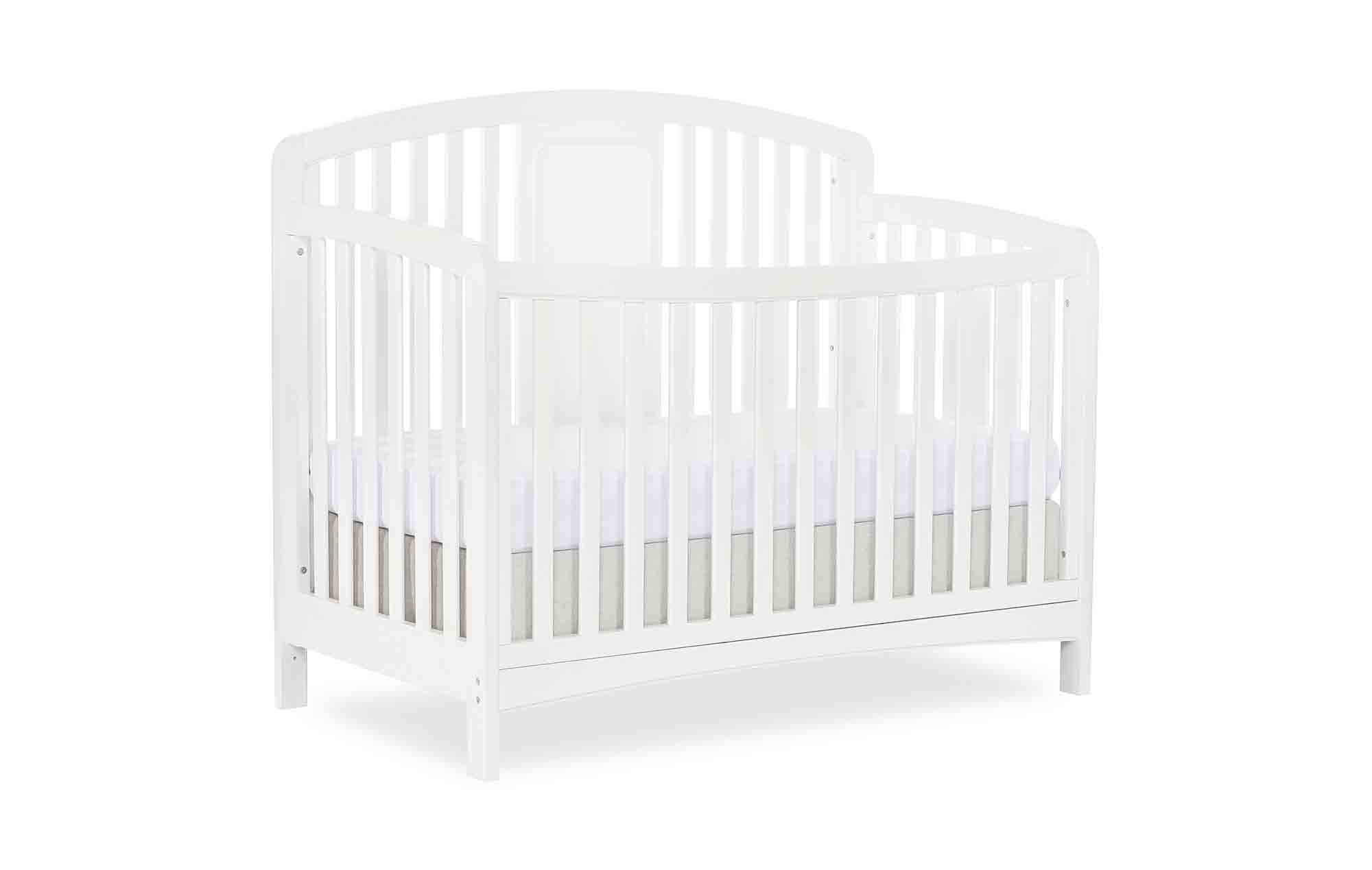 775-W Dakota Crib Side