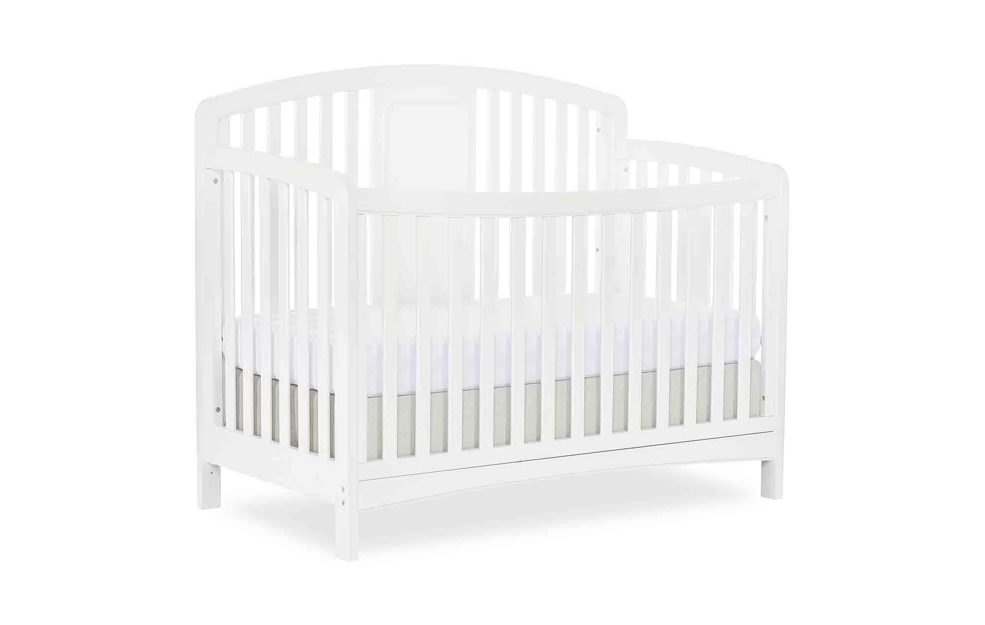775-W Dakota Crib Side