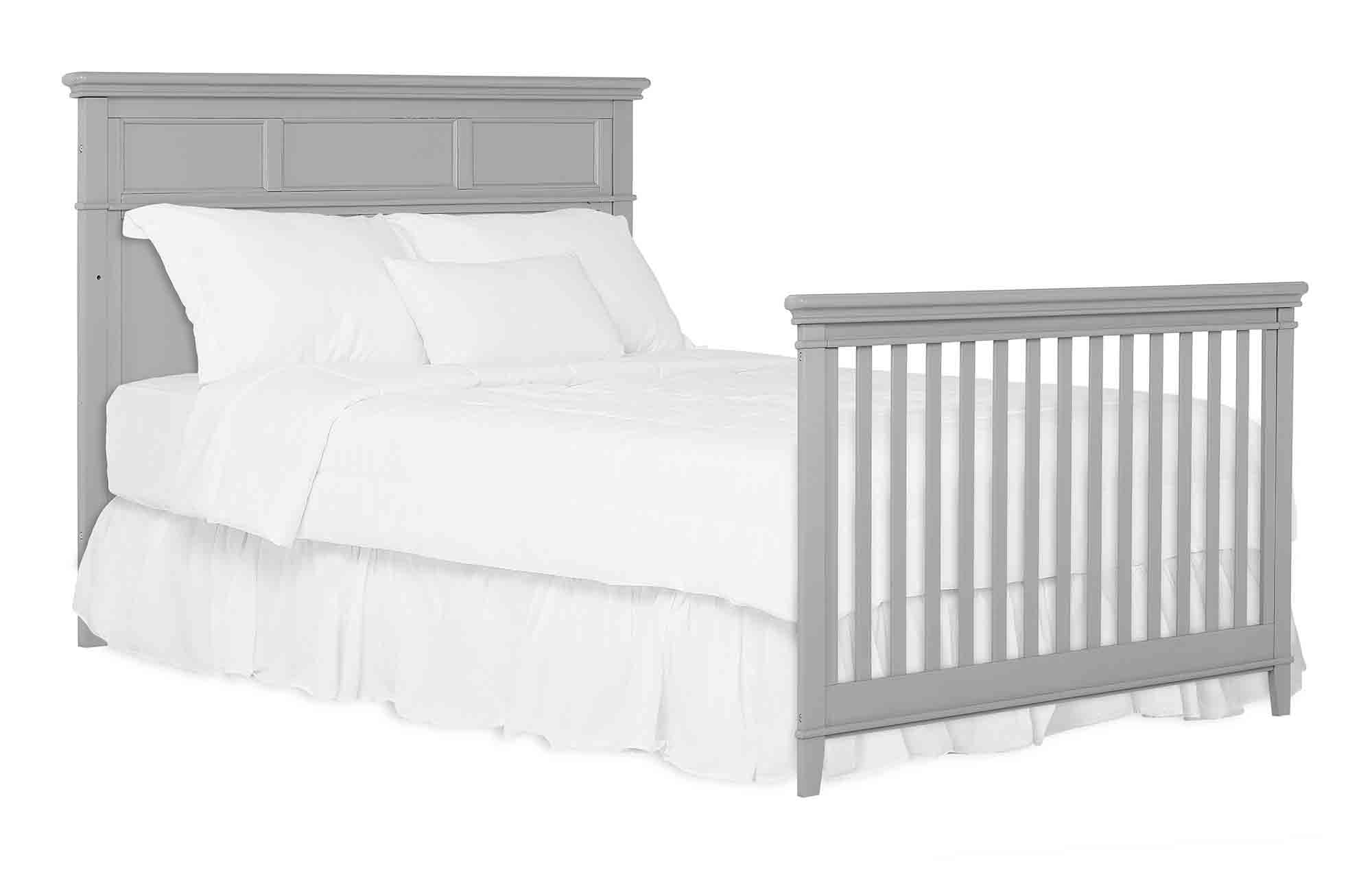 776-PG Blue Ridge Full-Size Bed with Footboard