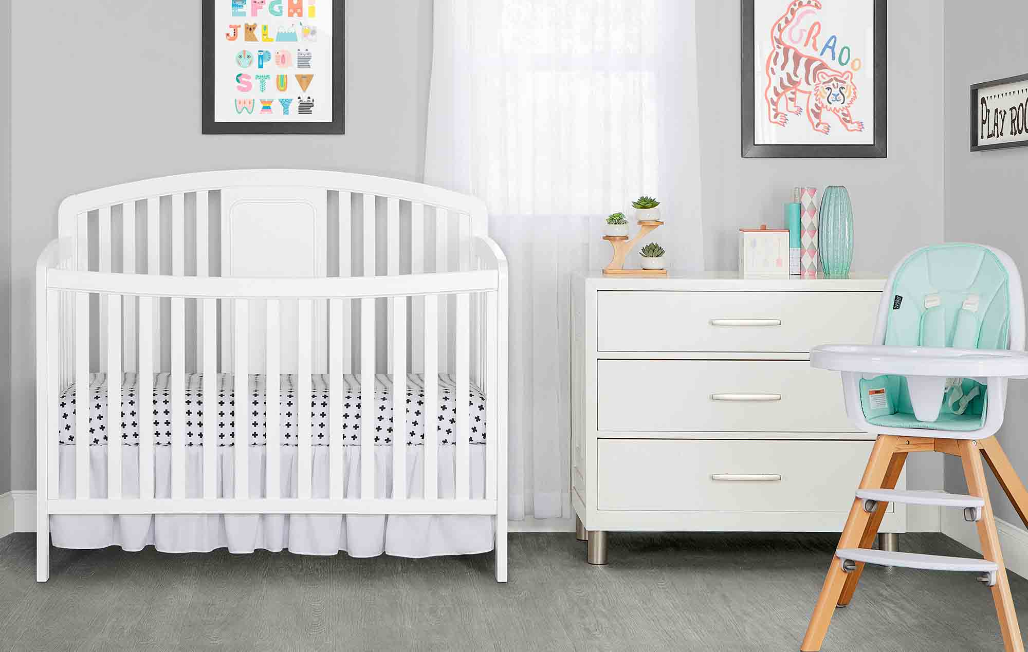 775-W Dakota Crib Room Shot
