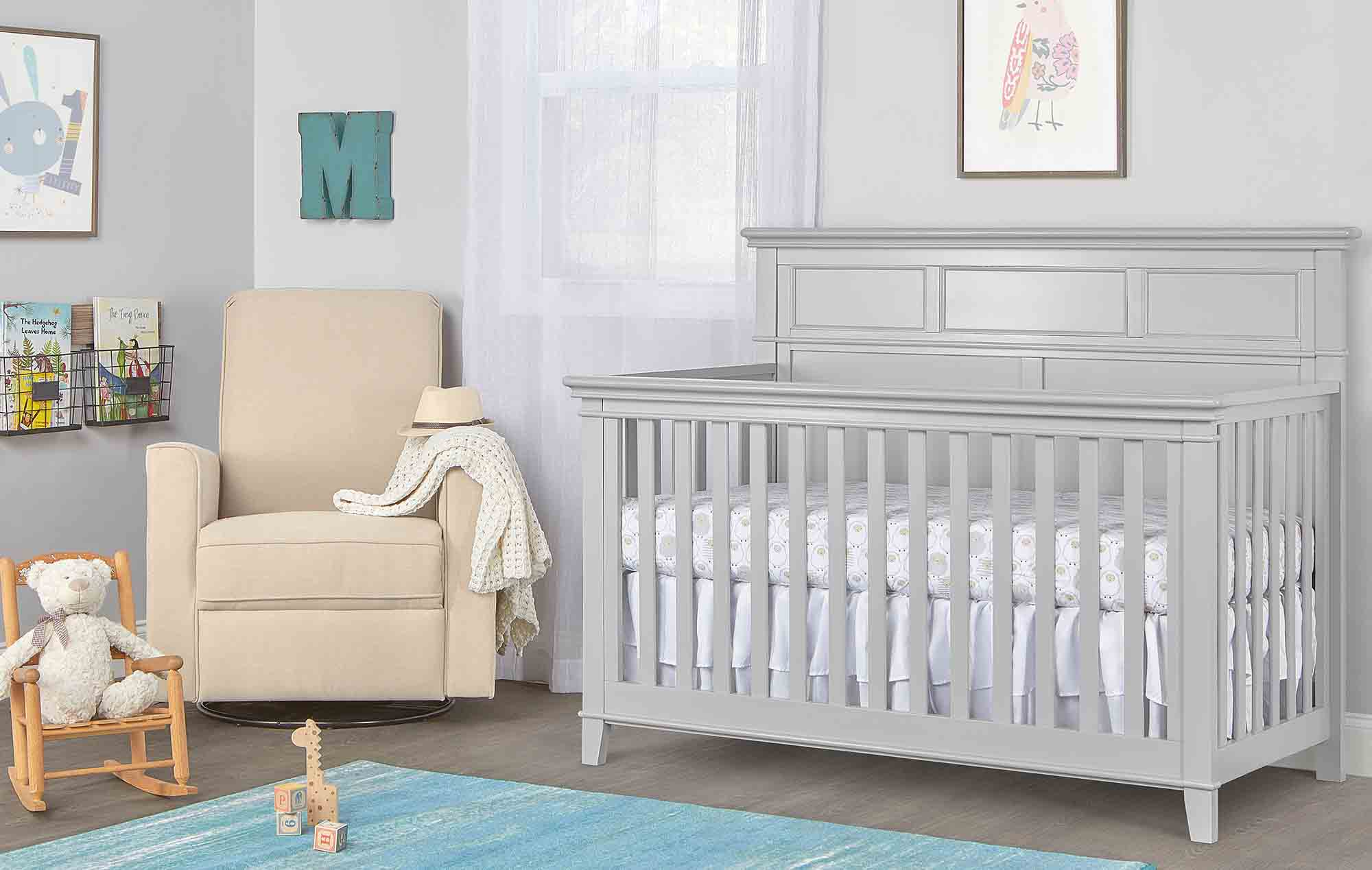 776-PG Blue Ridge Convertible Crib Room Shot