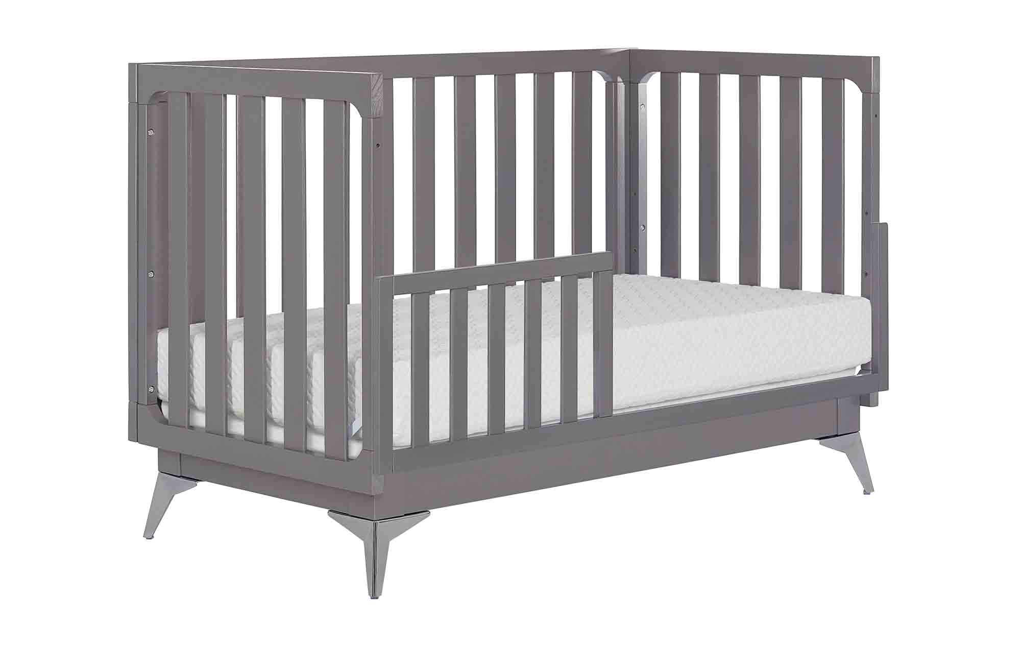 770-SGY London Toddler Bed