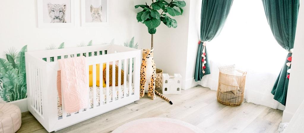 Christy Carlson's Meow-gical Nursery