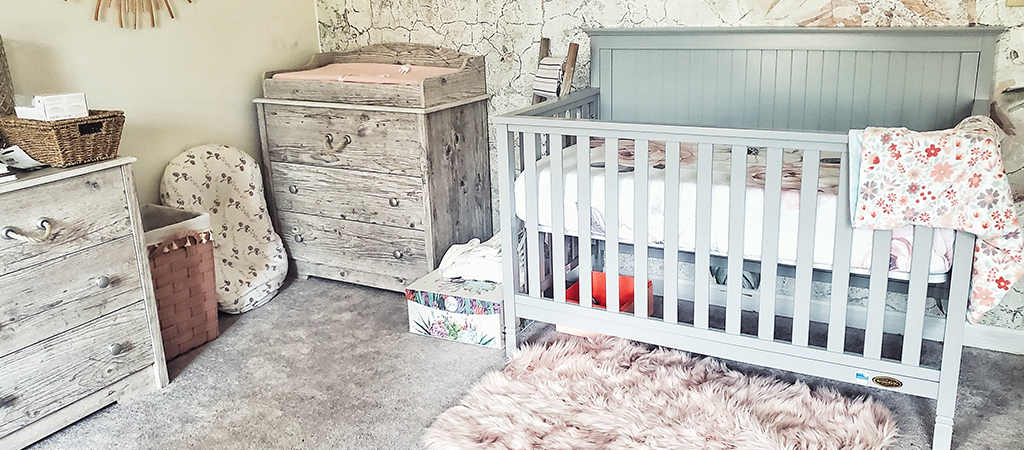Create A One-Of-A-Kind Eclectic Nursery